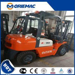 China Venda Quente Heli 3ton carro diesel Cpcd30