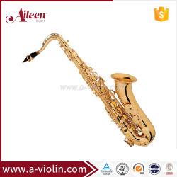 Corps en laiton jaune Eb clé Saxophone chinois de gros (SP0031G)