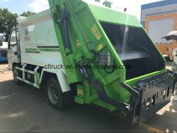5 ton 10 ton 12 ton 20 ton Verdichter vuilniswagen gecomprimeerd afval afval afval Recyclingwagen Afvalcollectie Dustcart vuilniswagen