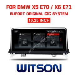"BMW Witson 10.25 "" grand écran DVD Voiture Android 7.1 pour BMW X5 E70/X6 E71 (2007-2010) IC"