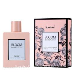 Aceitar a personalização do perfume agradável com a embalagem