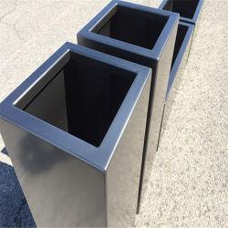 가벼운 금속 화분/홈 장식/알루미늄 화분