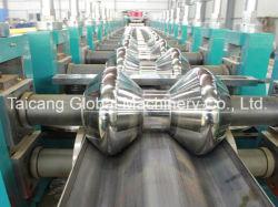 Хороший послепродажного обслуживания энергоэффективности 2 или 3 кривых шоссе Guardrail роликогибочная машина