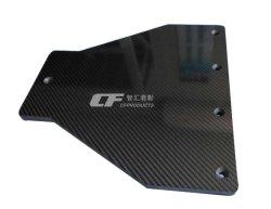 Châssis de la colonne vertébrale médical en fibre de carbone du panneau de siège