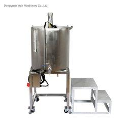 Bougie de cire chaude Auto Faire fondre le réservoir de noix de coco électrique de la machine meilleur chocolat chaleur mélange en acier inoxydable de faire distribuer