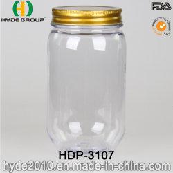 2019 de populaire Kop van het Water van BPA Vrije PS Plastic met Aangepast Embleem (hdp-3107)