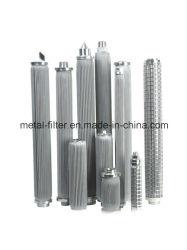 Высокая точность фильтрации металлокерамические свечи для химического Filber вращающегося фильтра