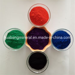 Pigmento inorganico di ferro di alta qualità del pigmento sintetico dell'ossido