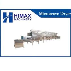 産業マイクロウェーブ乾燥の殺菌装置のコンベヤーベルトのマイクロウェーブドライヤー
