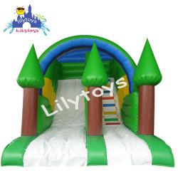 Durável e segura o Castelo de saltos insufláveis deslize, seque insufláveis deslize com escada para venda, preço de fábrica divertido escorrega para as crianças