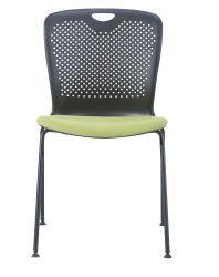 Larga vida de servicio Univesity de metal y plástico silla Estudiante