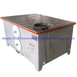 Шлифовка удаление пыли Downdraft таблица отвода газов рабочий стол