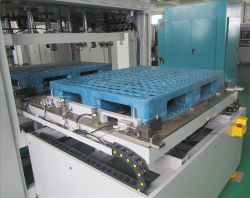 De Machine van het Lassen van de warmhoudplaat voor het Plastic Lassen van de Pallet