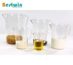 Herramienta de cocina de policarbonato plástico polipropileno Bakeware / Medición de la jarra Mug taza de medición de líquidos