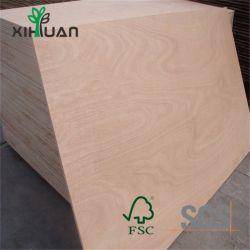 3-25mm Okoume/folheado de madeira de mogno Preço de contraplacado