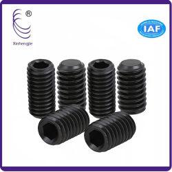 Aço inoxidável/Soquete Sextavado de aço de carbono o parafuso de ajuste