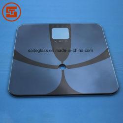 Commerce de gros verre de haute qualité balance de pesage électronique numérique panneau de verre
