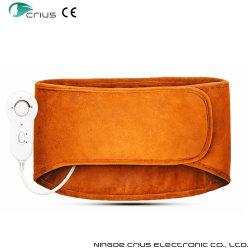 Novo design eléctrico de saúde Protecção lombar cinto de segurança térmica