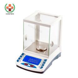 Sy-B137-1 laboratorio Balanza analítica 0.1mg balanza electrónica
