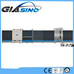 Vertikale automatische flache Presse-Isolierungs-Glasproduktionszweig