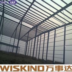 La Chine fabricant de la structure de l'entrepôt, usine sidérurgique Large-Span Wind-Resistant