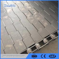 Metallförderanlagen-Kettenplatten-Latte-Stahl eingehängter Riemen