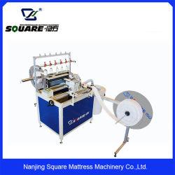 Serging doble Máquina utilizada para el colchón, la máquina