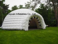 10mx10m im Freien wasserdichtes fantastisches LED aufblasbares Abdeckung-Zelt