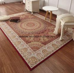 La Persia ha stampato la stuoia dell'interno del pavimento delle coperte di zona della moquette per il salone/la moquette stampata poliestere