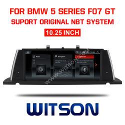 """BMW Witson 10.25 """" Android 9.0 grand écran de DVD pour voiture BMW X5 E70/X6 E71 (2007-2010) NBT"""