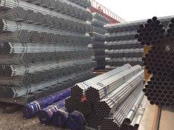 Youfa Q195 kohlenstoffarmer Stahl heißes BAD galvanisiertes beschichtendes quadratisches rechteckiges Stahlrohr der Gefäß-Frau-Gi Hollow Section