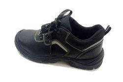 De elektrische Schoenen van het Werk van de Schoenen van de Laarzen van de Veiligheid van de Neus van het Staal van de Olie van de Schoenen van de Veiligheid van het Leer van de Isolatie Echte Rubber Enige Bestand Goedkope
