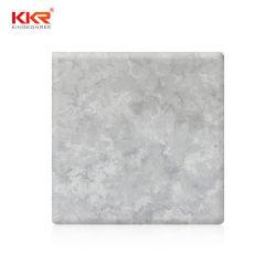 Dobrando superfícies Corian 100% acrílico Superfície sólida folhas com 12mm de espessura
