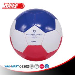 Cousu main en PVC personnalisés ballon de soccer Football Taille 4