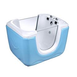 STAZIONE TERMALE acrilica del bambino del mulinello della vasca da bagno di massaggio del bagno del capretto di Sunrans