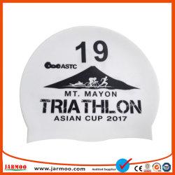 スポーツ・イベントのためのカスタマイズされたケイ素の水泳帽