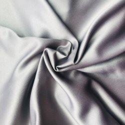 호화스러운 형식 홈 직물 의복 가짜 실크 온난한 회색 공단 직물