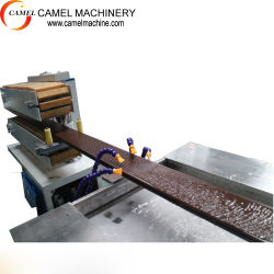 Fabrik-Zubehör Belüftung-PET hölzerner WPC Decking-Profil-Produktionszweig
