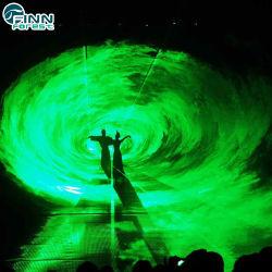 China gran proyector 3D el baile de la pantalla de Agua Fuente de la película