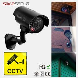 Wasserdichte Innen-/im Freien blinde/gefälschte Kamera-Gewehrkugel-Sicherheits-nachgemachte Kamera-Ausgangs-CCTV-Überwachungskamera