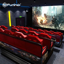 7D 9d 이동할 수 있는 영화관 7D Simulador De Cinema