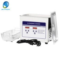 3L Prindhead Machine de nettoyage à ultrasons avec minuteur numérique, Appareil de chauffage pour le nettoyage de chaîne de vélo