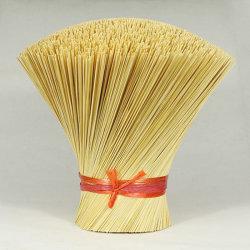Manípulo de bambu bruto natural para uso religioso Incenso