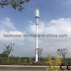 برج اتصالات أحادي الأنابيب الصلب