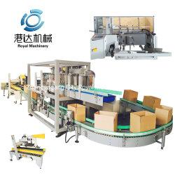 自動カートンテープシーリング包装機械箱のパッキング機械装置