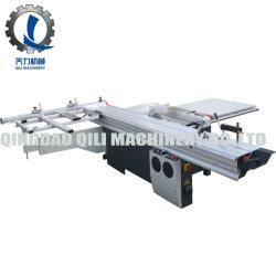 Machines à bois de coupe de bois de précision Table coulissante vu pour la vente