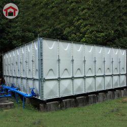 Painel de plástico de PRFV GRP seções transversais do tanque de armazenagem de água