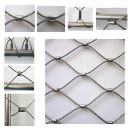 Het Netwerk van de Kabel van het roestvrij staal/het Netwerk van de Kabel van de Draad/Netto de Kabel van de Draad