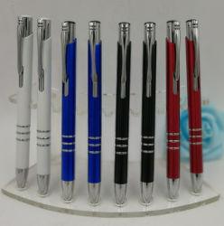 Penna di Ballpoint poco costosa promozionale del metallo