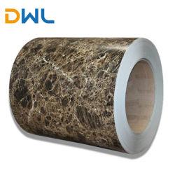 Banheira médios PPGL PPGI galvanizado revestido de cor/Prepainted bobinas de aço/Placa/folha